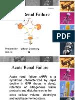ac renal failure
