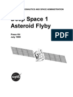 Deep Space 1 Asteroid Flyby Presskit
