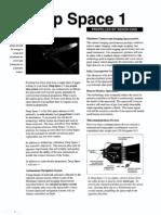 Deep Space 1 Fact Sheet