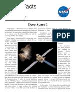 NASA Facts Deep Space 1