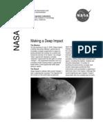NASA Facts Making a Deep Impact July 2005