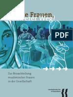 Starke muslimische Frauen
