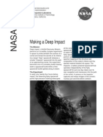 NASA Facts Making a Deep Impact May 2005