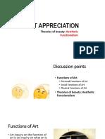 SOCS101 Aesthetic Functionalism