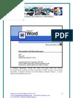 Apostila do Word xp 2003