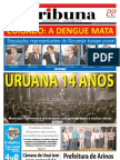 JORNAL TRIBUNA - EDIÇÃO 281-  FEVEREIRO DE 2011 - UNAÍ-MG