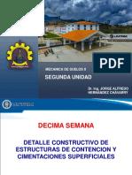 Detalles Constructivos e Estructuras de Contencion y Cimentaciones Superficiales (1)