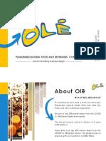 OLE PITCH PDF