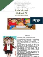 aula virtual IV