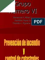 El incendo y catastrofes.1.ppt