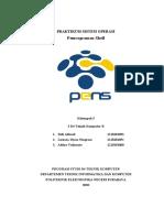 Praktikum Sistem Operasi 6B - Pemrograman Shell