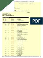 CTB00637,  203-3130 ENGINE AR - Part List