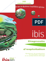 Diagnostic d'Exploitation IBIS