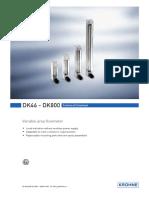 krohne-DK46-800_datasheet