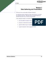 2-Data Gathering and Presentation