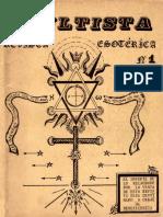 EL OCULTISTA N° 1 - Revista Esotérica - Director