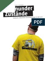 Dortmunder Zustände - Strukturen, AkteurInnen und Entwicklungen der extremen Rechten im Jahr 2010