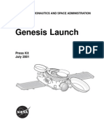 Genesis Launch Press Kit