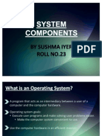 OperatingSystems PPT