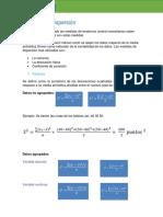 4-medidas de dispersion
