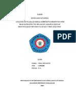 paper analisis fta