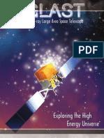 GLAST Gamma-Ray Large Area Space Telescope