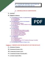 Plan Cours Métré.doc