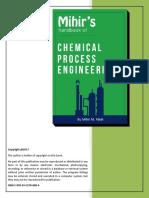 Mihir's Handbook of Chemical Process Engineering (Excerpts)