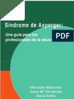 sindromeasperger_Guía para los profesionales de la educación_Belinchón_Hernández y Sotillo