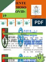 ATENCIÓN DE PACIENTE SOSPECHOSO PARA COVID-19