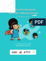 Remote Psychosocial Support through Play_Teachers Activity Guide_Final