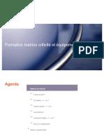 support de cours FORMATION_MATRICE_CRITICITE_EQUIPEMENTS