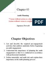 Audit Plan II