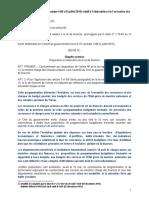 Decret Ndeg 2-15-426 Relatif a Lelaboration Et a Lexecution Des Lois de Finances Version Consolidee Fr