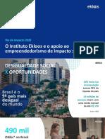 Apresentação Mariana Santos - Instituto Ekloos