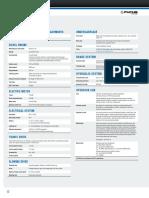 MHL340-Technical-Data