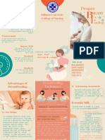 Breastfeeding Pamphlet