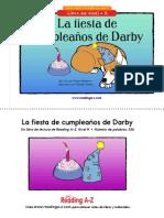 La fíesta de cumpleaños de Darby