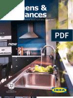 Range Brochure Kitchen 2011