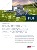 Optimizing Microgrid Systems, Integrating Renewable Energy Sources and Battery Storage; Ponstein and Drake - MTU Microgrid_201_TA-1, 8pp