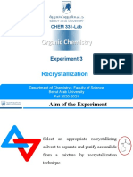 Exp.3-Recrystallization