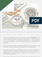 PETROPERÚ  Y SU ANÁLISIS FINANCIERO PARA LA TOMA DE DECISIONES GERENCIALES, 2008-2009