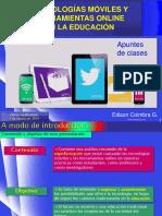 tecnologiamovilenlaeducacion-140803212116-phpapp02
