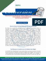REVUE DE PRESSE 210916
