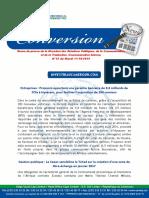 REVUE DE PRESSE 111016