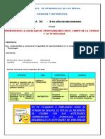 solucion FICHA DE 4TO SEM 34
