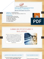 Libro de inventario y balances - TRABAJANDO CON EXITO