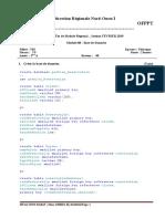 TDI-2A-1 SQL EXAMEN Corrigé
