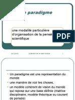 Le Paradigme 1