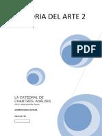 LA CATEDRAL DE CHARTRES (2DO P.A.V)